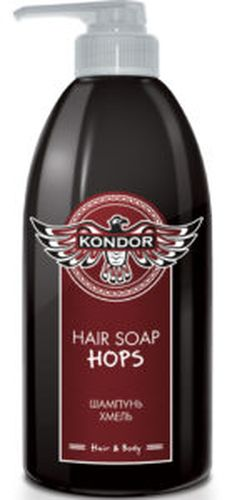KONDOR Hair&Body Шампунь Хмель 750мл