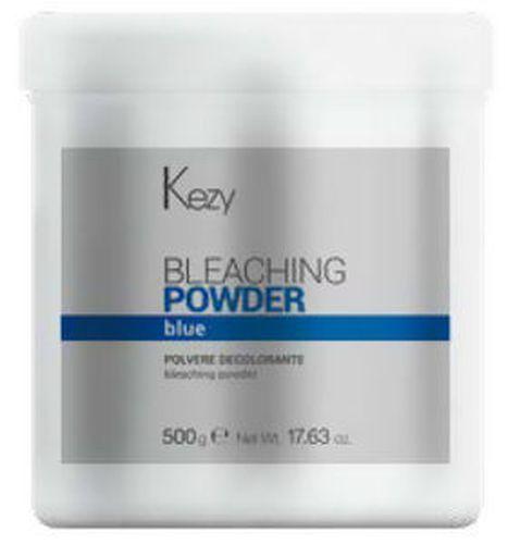 Kezy Порошок обесцвечивающий голубой