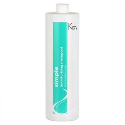 Kezy SIMPLE Шампунь увлажняющий для всех типов волос 1л