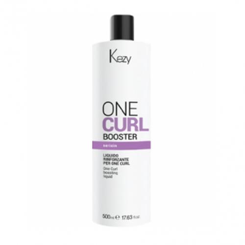 Kezy Состав специальный для усиления действия one curl booster 500 мл