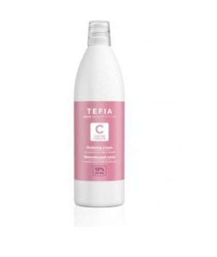 Tefia Oxidizing Cream With Glycerine And Alpha-Bisabolol 1000