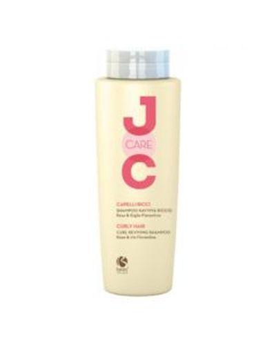 JOC Care Curl Reviving Shampoo Rose & Iris Florentina 250