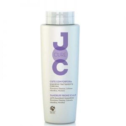 JOC Cure Anti-dandruff shampoo Piroctone Olamine, Cetraria Islandica, Menthol