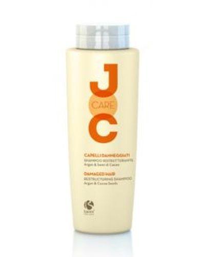 Joc Care Restructuring Shampoo Argan & Cacao seeds 250