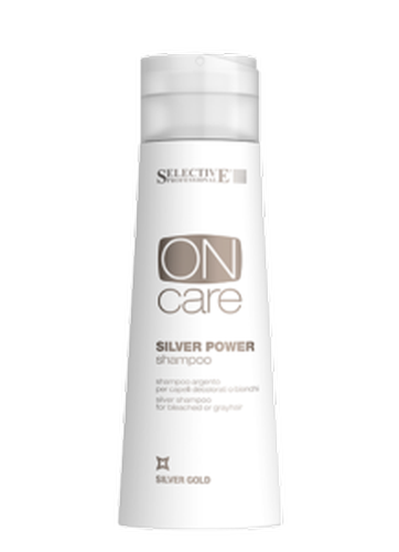SILVER POWER SHAMPOO