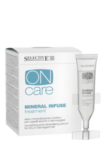 Selective On Care MINERAL INFUSE treatment