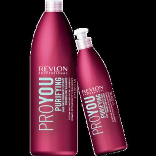 REVLON Шампунь для волос восстанавливающий