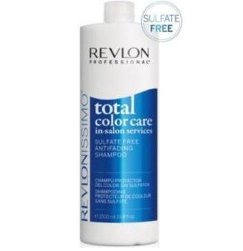 RP RCC Шампунь антивымывание цвета без сульфатов 1000 мл Ревлон