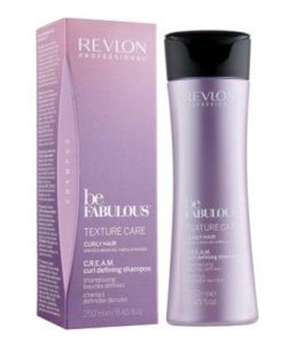 Revlon Be Fabulous Шампунь, активирующий завиток 250 мл