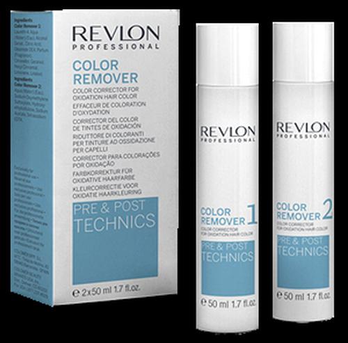 Средство для коррекции уровня красителя Color Remover (2шт) 50мл.